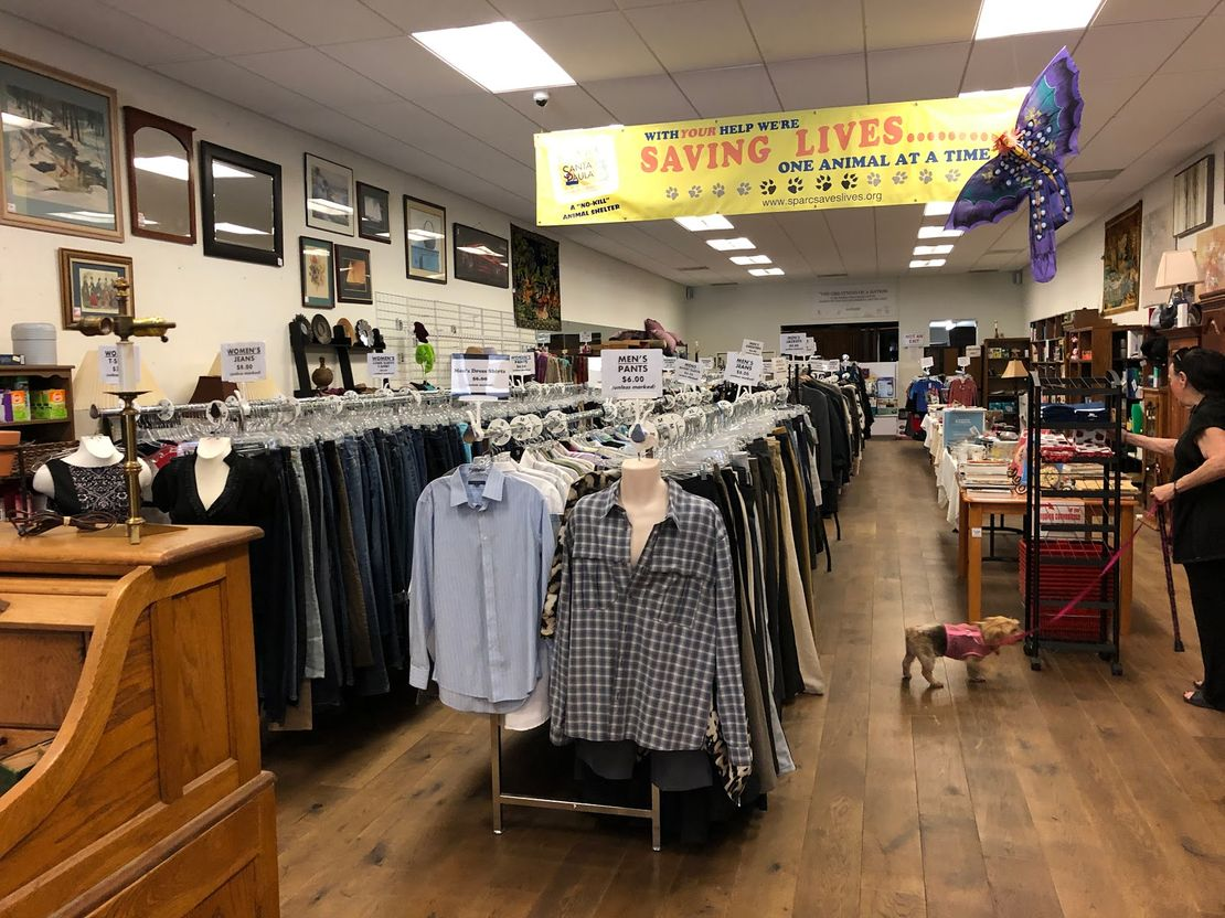 SPARC Second Chance Store | Downtown Ventura