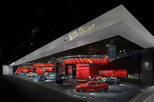 Image 4 for FCA at the North American International Auto Show