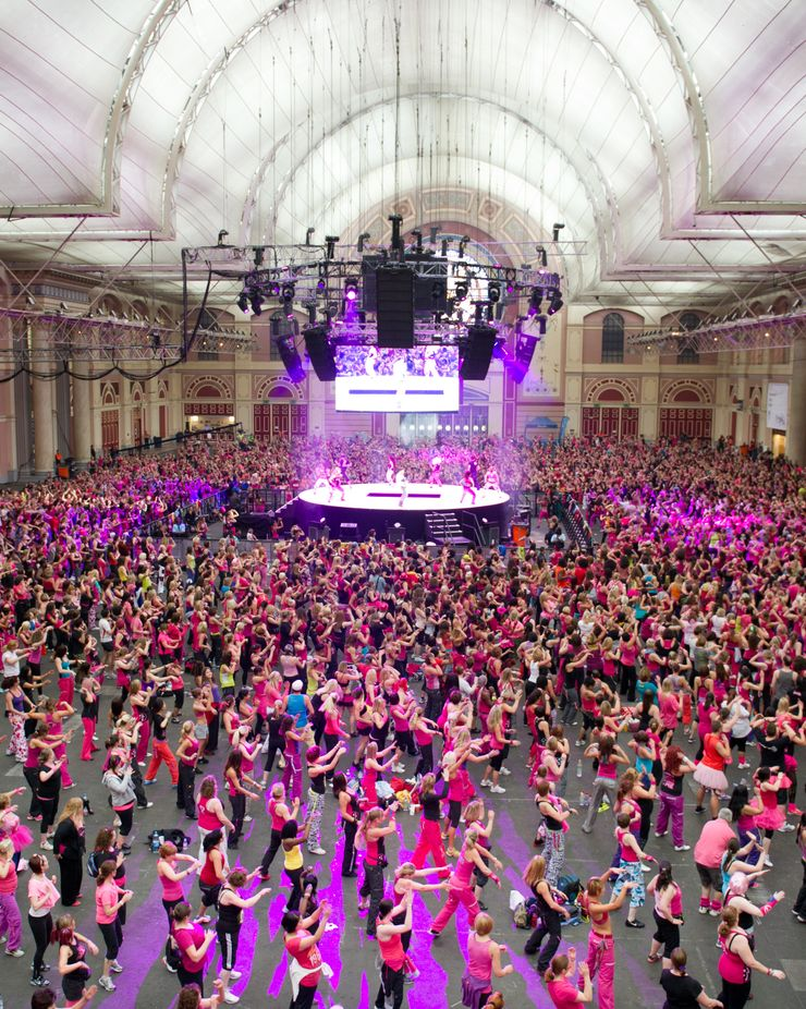 Image 1 for Zumba Party in Pink