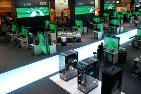 Image 2 for IBM Global Consolidation