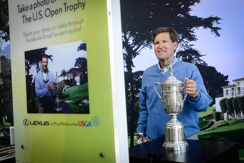 Image 7 for Lexus at the US Open