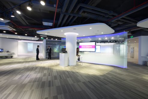 Image 2 for IBM Global Client Centers: Inspiration by Design
