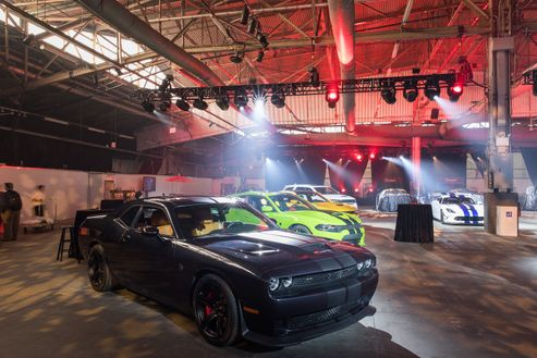 Image 6 for Dodge Demon Breaks Free at New York Auto Show
