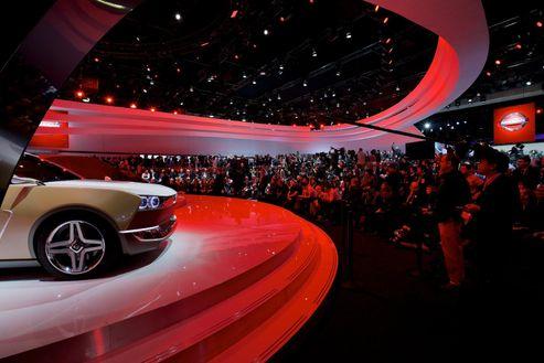 Image 2 for Nissan at NAIAS