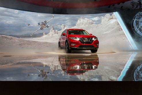 Image 3 for Nissan Rogue Launch at the Los Angeles Auto Show