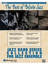 Best of Belwin Jazz: Jazz Band Collection for Jazz Ensemble [Drums]