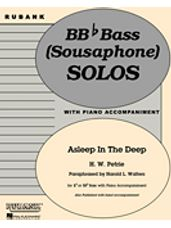 Asleep In The Deep - Bass (Tuba) Solos With Piano