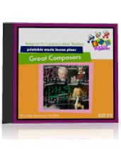 Great Composers, The: Printable Music Lesson Plans