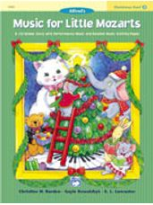 Christmas Fun Book 2 Music for Little Mozarts