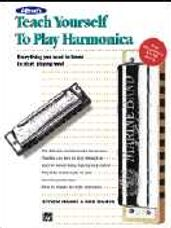 Alfred's Teach Yourself to Play Harmonica (Book/Online Audio)
