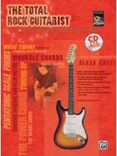 Total Rock Guitarist, The (Book and CD)