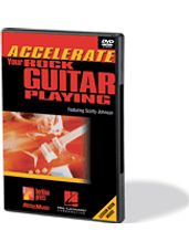 Accelerate Your Rock Guitar Playing