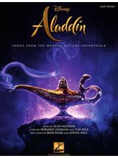 Aladdin (Easy Piano) Songs from the Motion Picture Soundtrack