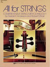 All For Strings Book 1 - Conductor Score