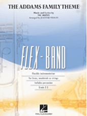 Addams Family Theme, The (Flex Band)