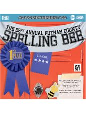 25th Annual Putnam County Spelling Bee, The (2 CD Set)