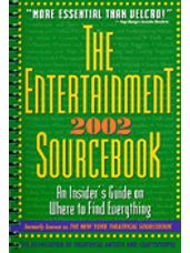 The Entertainment Sourcebook 2002