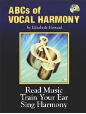 ABCs of Vocal Harmony [Voice] (Bk/4CD's), The