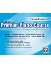 Alfred's Premier Piano Course Flashcards 2A