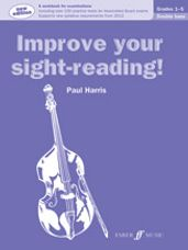 Improve Your Sight-Reading - Grades 1-5 - Double Bass