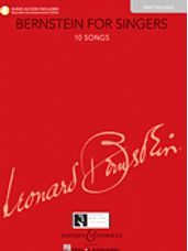 Bernstein for Singers - Baritone/Bass (Includes Audio Access)