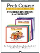 Activity & Ear Training Book Teacher's Handbook and Answer Key