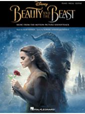 Beauty and the Beast (Piano/Vocal/Guitar)