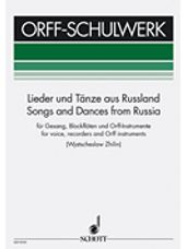 Songs and Dances from Russia