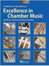 Excellence in Chamber Music Book 2 (Bassoon/Trombone/Baritone BC)