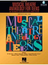 Musical Theatre Anthology for Teens - Book/Audio Access