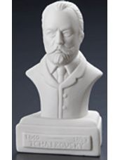 5-Inch Composer Statuette - Tchaikovsky