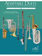 Adaptable Duets - Flute
