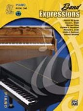 Band Expressions  Book One: Student Edition [Piano]