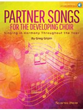 Partner Songs for the Developing Choir (Book/Audio)
