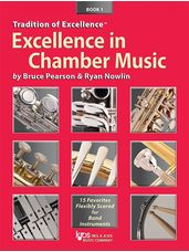 Excellence in Chamber Music Book 1 - Bassoon/Trombone/Baritone BC