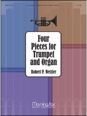 Four Pieces for Trumpet and Organ