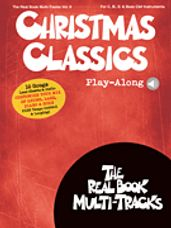 Christmas Classics Play-Along (Book/Audio Access)
