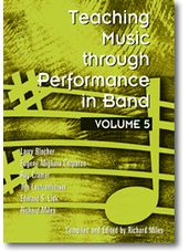 Teaching Music through Performance in Band Vol 5 (Bk)
