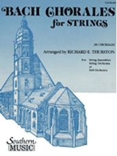 Bach Chorales For Strings ( 28 Chorales) Full Score