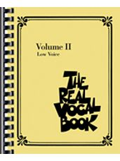 Real Vocal Book, The - Volume II