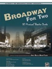 Broadway for Two - Duet Book