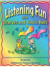 Listening Fun With Scarves And Tennis Balls