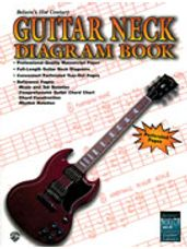 21st Century Guitar Neck Diagram Book [Guitar]