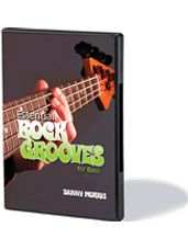 Essential Rock Grooves for Bass