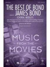 Best Of Bond, The (Choral Medley)