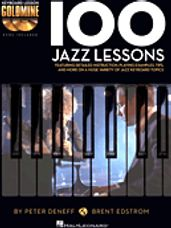 100 Jazz Lessons - Book and 2 CDs